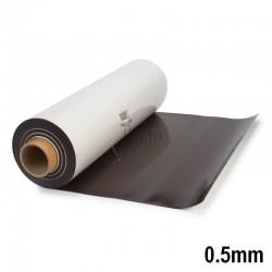 Lamina Magnética de 100cm x 60cm Blanco Mate 0.5mm