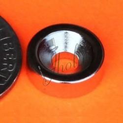 "Imán de Neodimio Disco 3/8"" x 1/8"" con Agujero (10mm x 3mm aprox) Grado N42"