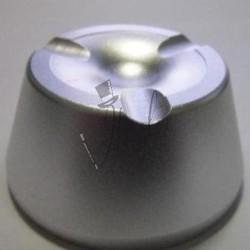 Imán de Neodimio Cono 50mm x 73mm x 36mm 12000 Gs Plateado Modelo Lapiz